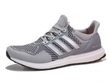 Vente avec paiement en ligne: Femme Adidas Ultra Boost Gris
