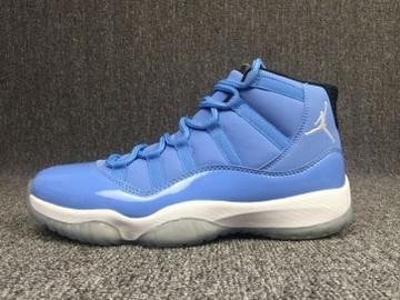 Vente avec paiement en ligne: Femme/Homme Nike Air Jordan 11 Bleu