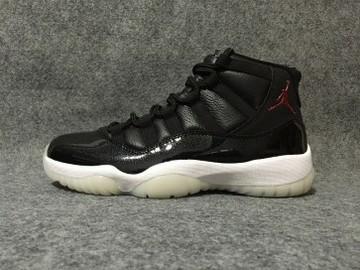 Vente avec paiement en ligne: Femme/Homme Nike Air Jordan 11 Noir