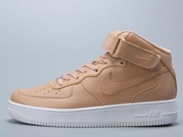 Vente avec paiement en ligne: Femme/Homme Nike Air Force 1 Orange