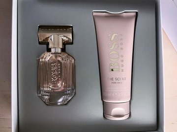 Venta: Hugo Boss The Scent For Her 30ml + Body Lotion 100 ml (O CAMBIO)