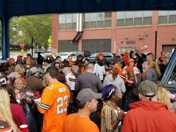 Paid Events: 5th Annual Mac for Mutts! Cleveland Browns tailgate.