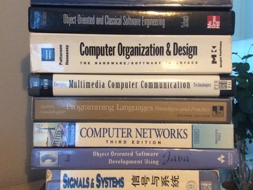 Selling: Computer science books