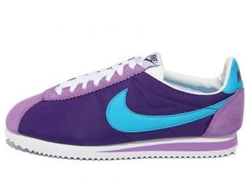 Vente avec paiement en ligne: Homme Nike Cortez Violet