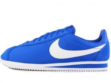 Vente avec paiement en ligne: Homme Nike Cortez Bleu/Blanc