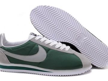 Vente avec paiement en ligne: Homme Nike Cortez Gris/Blanc