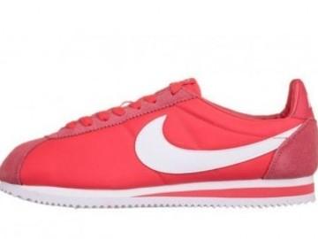 Vente avec paiement en ligne: Homme Nike Cortez Rouge