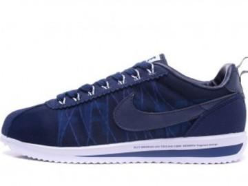 Vente avec paiement en ligne: Homme Nike Cortez Bleu