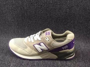 Vente avec paiement en ligne: Homme New Balance 999 Beige/Violet
