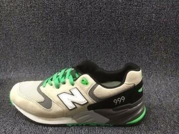 Vente avec paiement en ligne: Homme New Balance 999 Beige/Vert