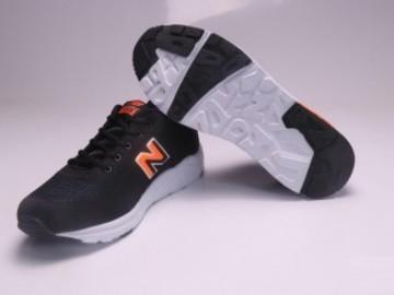 Vente avec paiement en ligne: Homme New Balance 999 Noir/Orange
