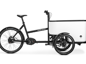 Daily Rate: Butchers & Bicycles MK1-E