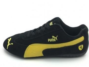 Vente avec paiement en ligne: Homme Puma Sparco Speed Noir/Or