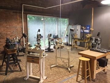 Renting Out: Tool Workshop Monthly Membership