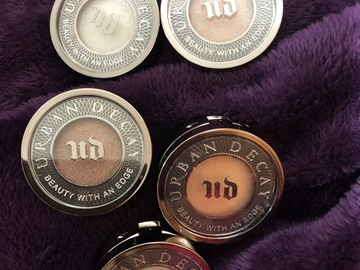 Venta: Pack 5 dombras urban decay