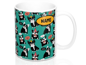 Selling: Free Shipping - French Bulldog Mug - Can be Personalized