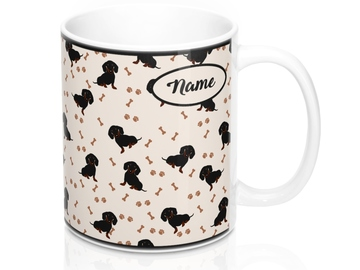 Selling: Free Shipping - Dachshund Mug - Can be personalized