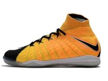 Vente avec paiement en ligne: Homme Nike HypervenomX Proximo II DF IC Orange/Noir