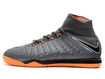 Vente avec paiement en ligne: Homme Nike HypervenomX Proximo II DF IN Gris