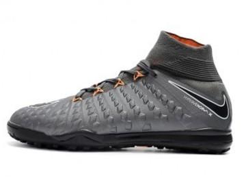 Vente avec paiement en ligne: Homme Nike HypervenomX Proximo II DF TF Gris