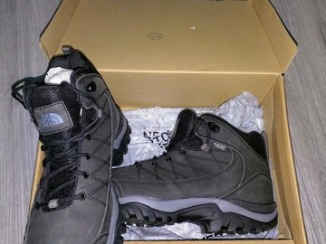 Myydään: North Face Mens WP Winter Boots. Size EU41 (New) RESERVED!