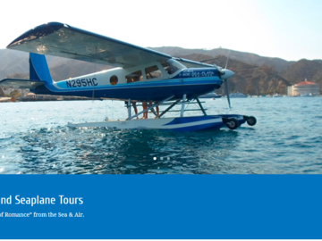 Charter: Featured Brand - San Diego Seaplanes