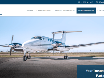 Featured Brand: Featured Brand - Premier Air Group - Exec Flight Support