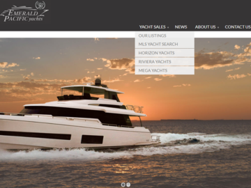 Featured Brand: Featured Brand - Emerald Pacific Yachts