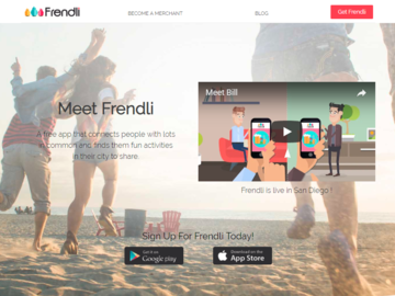 Featured Brand: Featured Brand - Meet Frendli