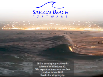 Featured Brand: Featured Brand - Silicon Beach Software