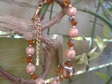 Vente au détail: Bracelet Un dessert à l'Armagnac