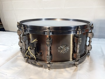SOLD!: Tama Warlord Praetorian Bell Brass Snare