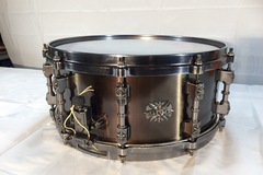 Will only accept cash/check/money order/ Cash App/Venmo: Tama Warlord Praetorian Bell Brass Snare $2100