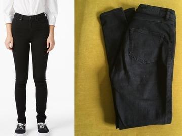 Myydään: Monki jeans (size 28)