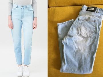 Myydään: Jeans (bought at Carlings, size 28/30)
