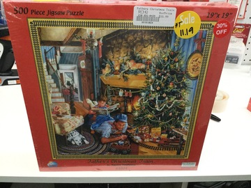 Selling: Father's Christmas Train