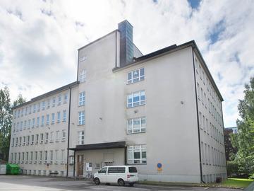 Renting out: Vuokrataan Lauttasaaressa valoisa työhuone