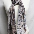 Liquidation Lot: 50 Piece Lot of New High End High Quality Scarves