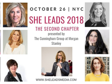 Event: SheLeads™ 2018: The Second Chapter