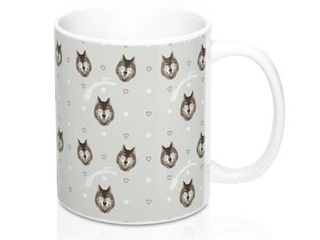 Selling: Free Shipping - Husky Mug