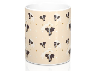 Selling: Free Shipping - Jack Russell Terrier Mug