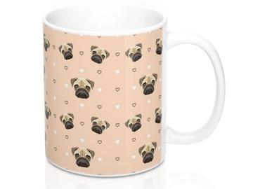 Selling: Free Shipping - Pug Mug