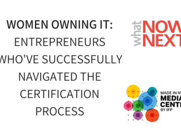 Announcement: Women Owning It: Certification Success Stories