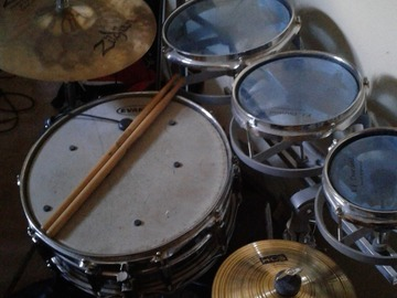 Learn a skill (one-on-one): drum lessons any level