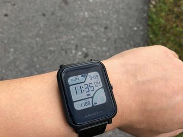 Myydään: Amazfit Smart Watch