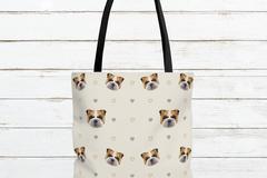 Selling: Free Shipping - English Bulldog Tote Bag