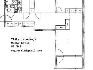 Annetaan vuokralle: Furnished rooms in Espoo, 1.1.2019...onward, bills covered
