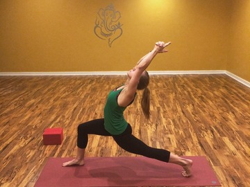 Class Offering: 60 Minute Yoga Flow