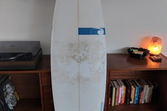 For Rent: 6'0 Shortboard with Good Volume