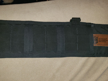 Selling: HSGI Slotted suregrip belt Large